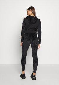 SIKSILK - Leggings - Trousers - black - 2