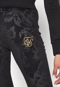 SIKSILK - Leggings - Trousers - black - 4