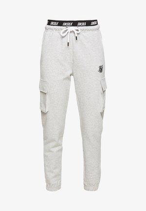 CARGO - Teplákové kalhoty - grey marl