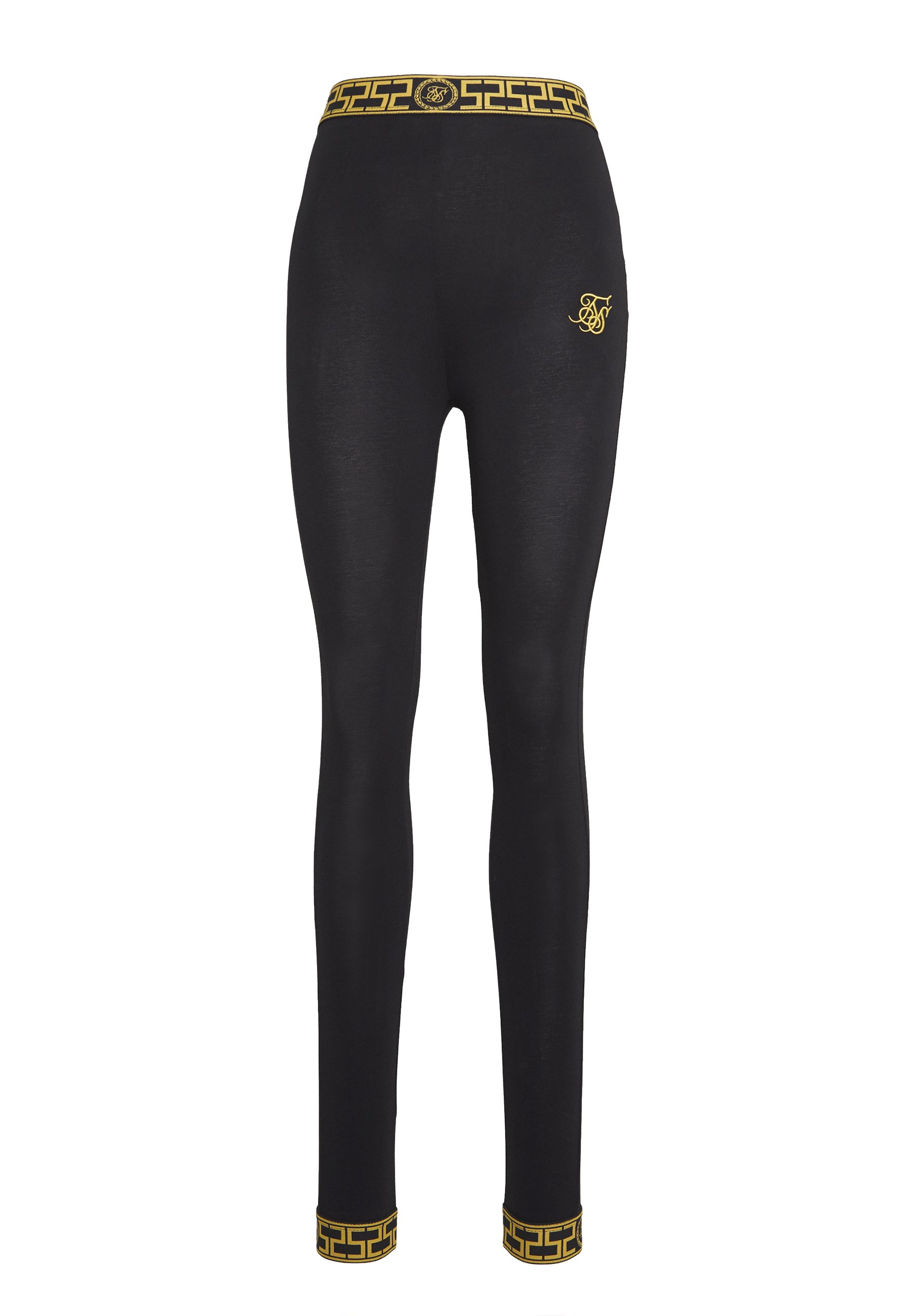 Siksilk Luxury Cuff - Leggings Black