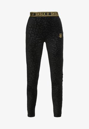 DEBOSSED - Legging - black
