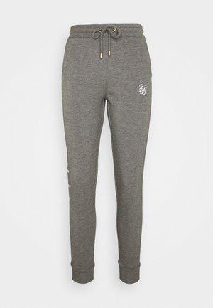 SIGNATURE TRACK PANTS - Teplákové kalhoty - dark grey