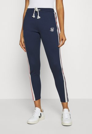 CLASSIC TAPE - Tracksuit bottoms - navy