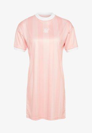 LUXURY POLYDRESS - Košilové šaty - apricot blush