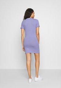 SIKSILK - BODYCON DRESS - Pouzdrové šaty - violet - 3