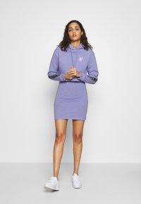 SIKSILK - BODYCON DRESS - Pouzdrové šaty - violet - 2