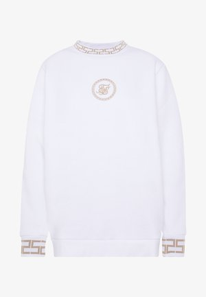 LUXURY - Sweatshirt - white