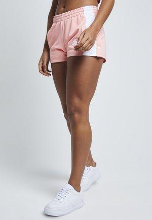 Shorts - apricot blush