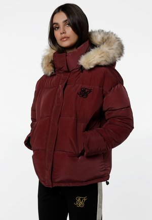 Giacca invernale - burgundy