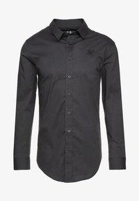 SIKSILK - STRETCH - Camisa - dark grey - 3