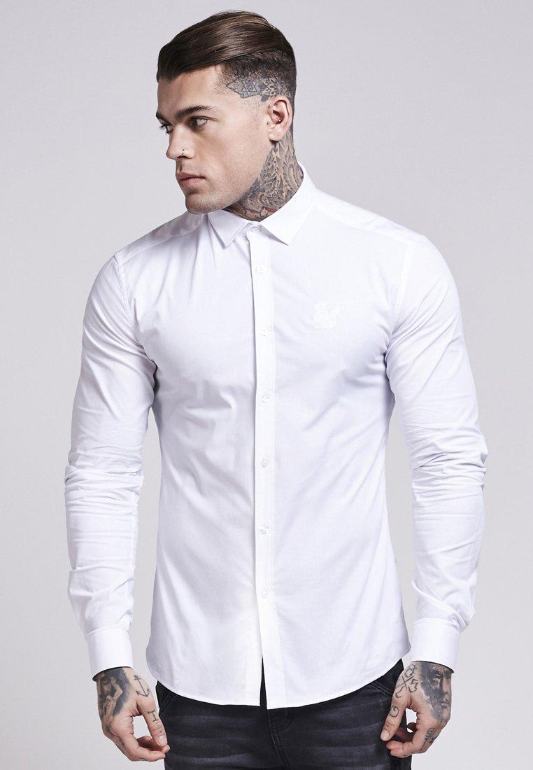 SIKSILK - STRETCH - Overhemd - white