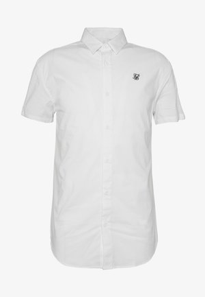 PIPED TAPE - Shirt - white