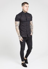 SIKSILK - SMART SHIRT - Skjorta - black - 1