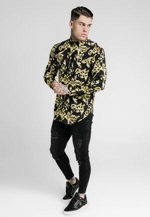 BAROQUE PRINT - Camicia - black