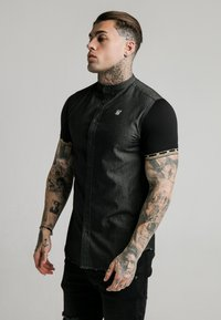 SIKSILK - SHIRT - Camicia - midstone - 0