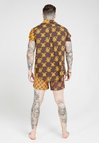 SIKSILK - RESORT SHIRT - Košile - tan/brown - 2