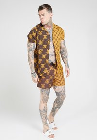 SIKSILK - RESORT SHIRT - Košile - tan/brown - 1