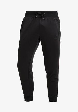 Teplákové kalhoty - black/gold