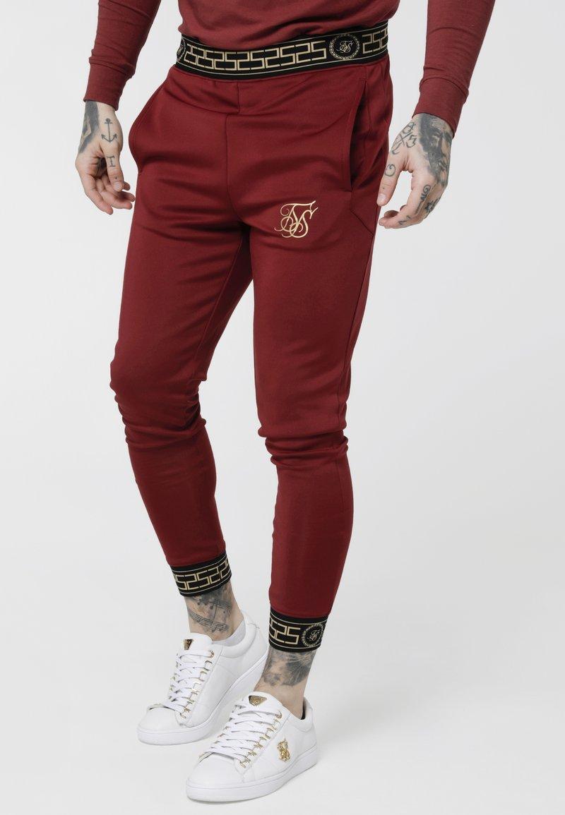 SIKSILK - AGILITY TRACK PANTS - Joggebukse - red
