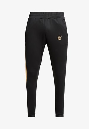 SCOPE PANEL  - Spodnie treningowe - black/gold