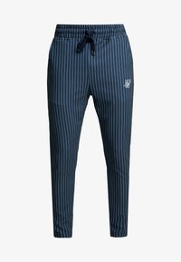 SIKSILK - SMART JOGGER PANT - Broek - navy/grey - 3