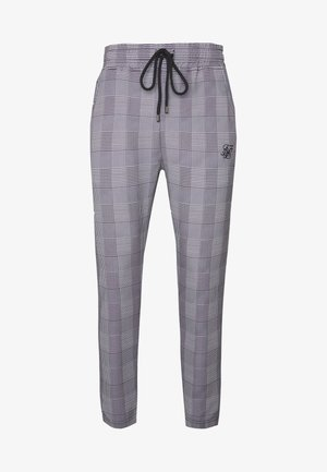 SMART - Pantalon de survêtement - black/grey/white