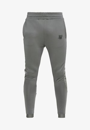 CREASED PANTS - Pantalones deportivos - grey