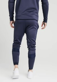SIKSILK - CREASED PANTS - Trainingsbroek - navy - 2