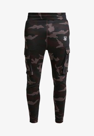 ATHLETE PANTS - Pantaloni sportivi - dark