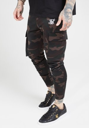 ATHLETE PANTS - Joggebukse - dark