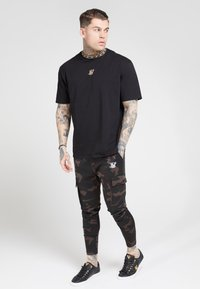 SIKSILK - ATHLETE PANTS - Trainingsbroek - dark - 1