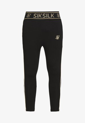 DANI ALVES ATHLETE BRANDED TRACK PANTS - Trainingsbroek - black