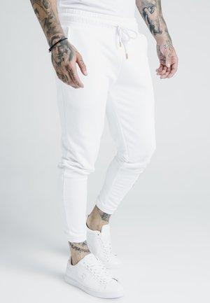 X DANI ALVES CUFFED JOGGERS - Träningsbyxor - white