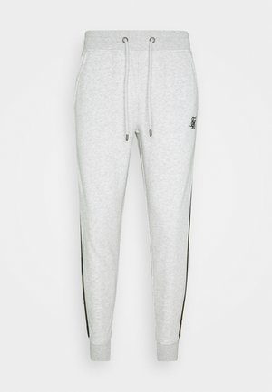 PRESTIGE JOGGERS - Tracksuit bottoms - grey marl