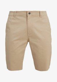 SIKSILK - RAW HEM - Shorts - beige - 3