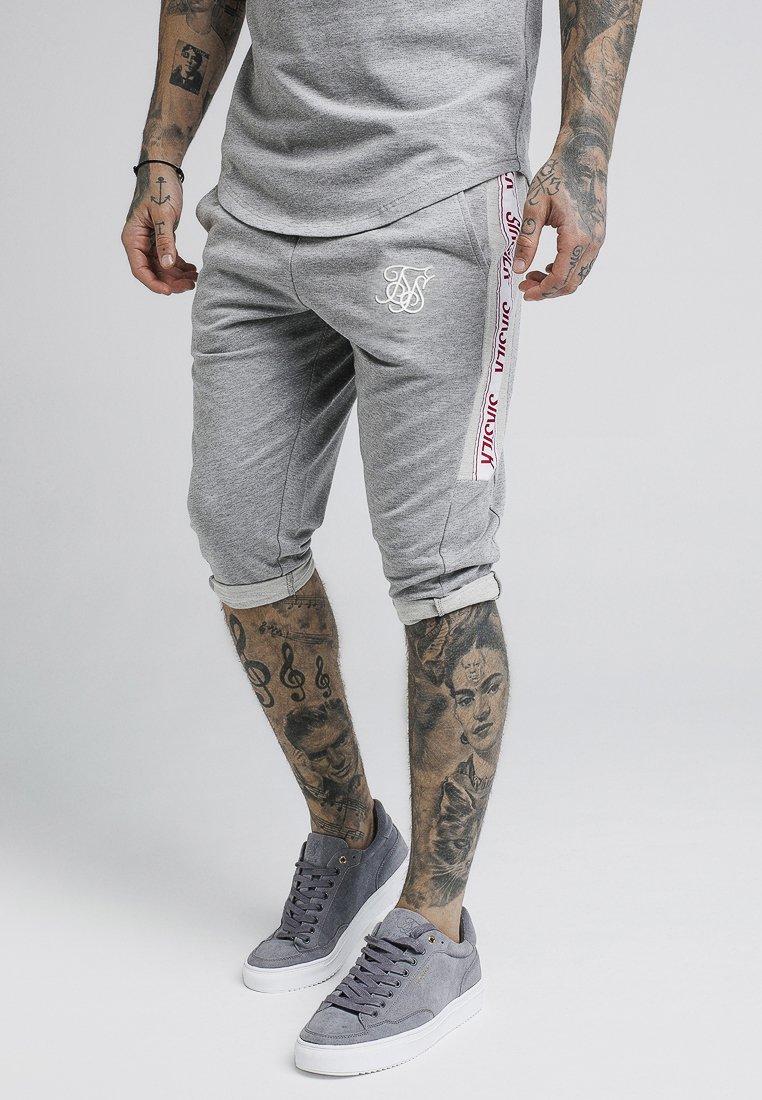 SIKSILK - PERFORMANCE - Shorts - grey marl