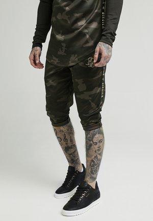 FADE PERFORMANCE SHORTS - Shorts - khaki