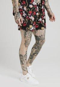 SIKSILK - STARLITE - Pantalon de survêtement - black - 4