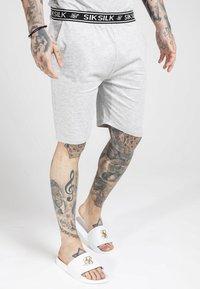 SIKSILK - Pantalon de survêtement - grey - 4