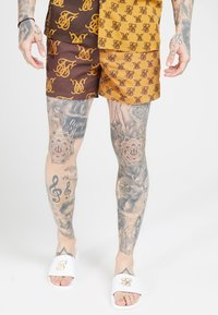 SIKSILK - STANDARD - Shorts - tan/brown - 0