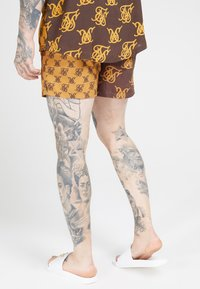 SIKSILK - STANDARD - Shorts - tan/brown - 2