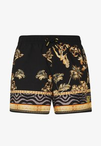 SIKSILK - STANDARD - Shorts - ocean black - 3