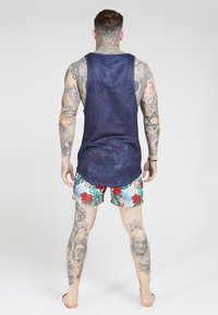 SIKSILK - 70'S FLORAL STANDARD - Short - multi-coloured - 2