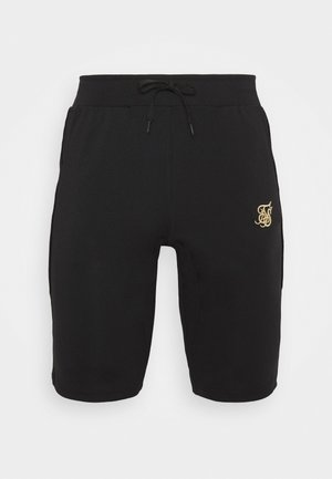 SCOPE ZONAL - Shorts - black/gold
