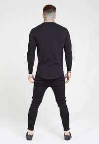 SIKSILK - Jeans Tapered Fit - black - 2