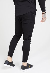 SIKSILK - Jeans Tapered Fit - black - 4