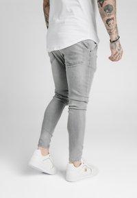 SIKSILK - Jeans Skinny - washed grey - 4