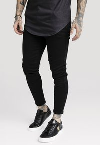 SIKSILK - NON RIP - Jeans Skinny - black - 0