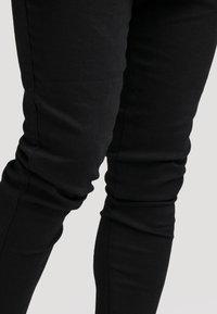 SIKSILK - NON RIP - Jeans Skinny Fit - black - 4