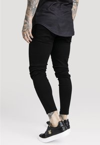 SIKSILK - NON RIP - Jeans Skinny Fit - black - 2